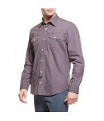 2AS Lamas Shirt Erkek Antrasit Gömlek