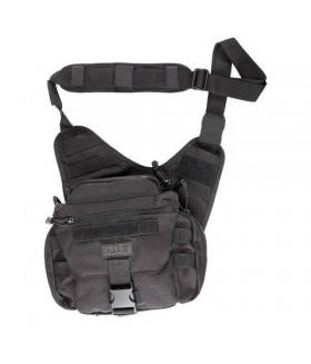 5.11 Push Pack Taktikal Yan Çanta - Siyah
