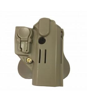 ACAR-AL Sarsılmaz P8L Kilitli Silah Kılıfı - TAN