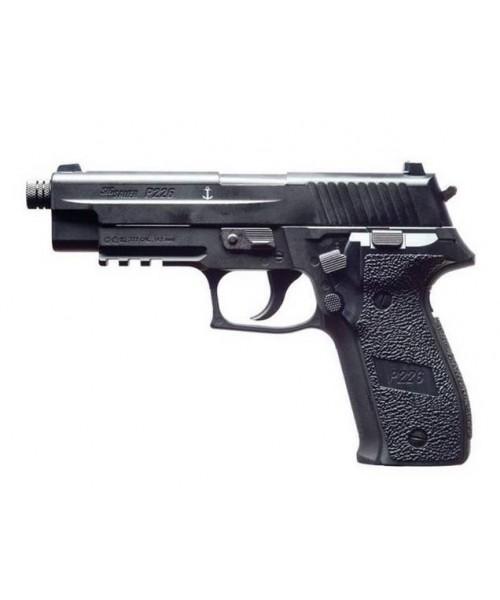 Sig Sauer P226 Siyah Blowback Havalı Tabanca