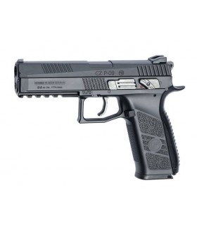 ASG CZ P-09 Black Blowback Airsoft Havalı Tabanca