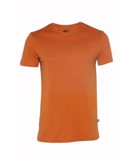 Alpinist Enduro Basic T-Shirt PORTAKAL
