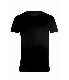 Alpinist Enduro Basic T-Shirt SİYAH