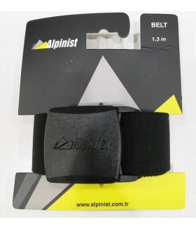 ALPINIST Belt Kemer - Siyah
