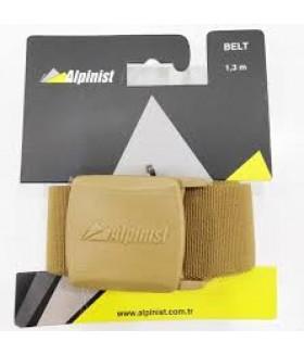 ALPINIST Belt Kemer - Tan