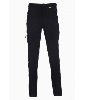 ALPINIST Strech Erkek Outdoor Pantolon Siyah