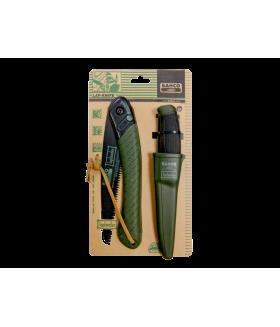 BAHCO Laplander Bıçak ve Testere Set