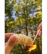 Bonga Odun Yünü Ateş Tutuşturucu