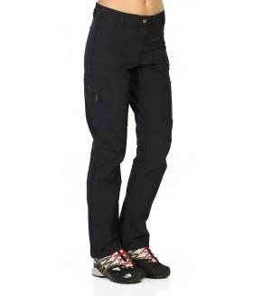 Wander Trekking Pantolon - Siyah - Bayan