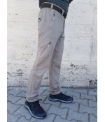Evolite Relax Softshell Bay Pantolon / Kum
