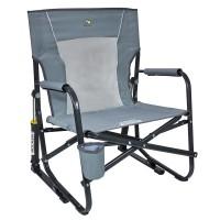 GCI Outdoor - FirePit Amortisörlü Katlanır Kamp Sandalyesi - Gri