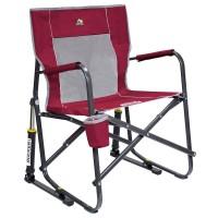 GCI Outdoor - Freestyle Amortisörlü Katlanır Kamp Sandalyesi - Bordo