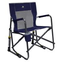 GCI Outdoor - Freestyle Amortisörlü Katlanır Kamp Sandalyesi - Mavi