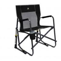 GCI Outdoor - Freestyle Amortisörlü Katlanır Kamp Sandalyesi - Siyah