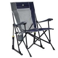 GCI Outdoor - Roadtrip Amortisörlü Katlanır Kamp Sandalyesi - Lacivert