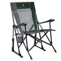 GCI Outdoor - Roadtrip Amortisörlü Katlanır Kamp Sandalyesi - Yeşil