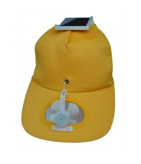 Greensolar Solar Güneş Enerjili Fanlı Şapka