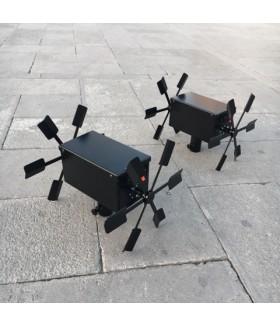 Motorlu Çarkıfelek - Papatya Volkan Makinası