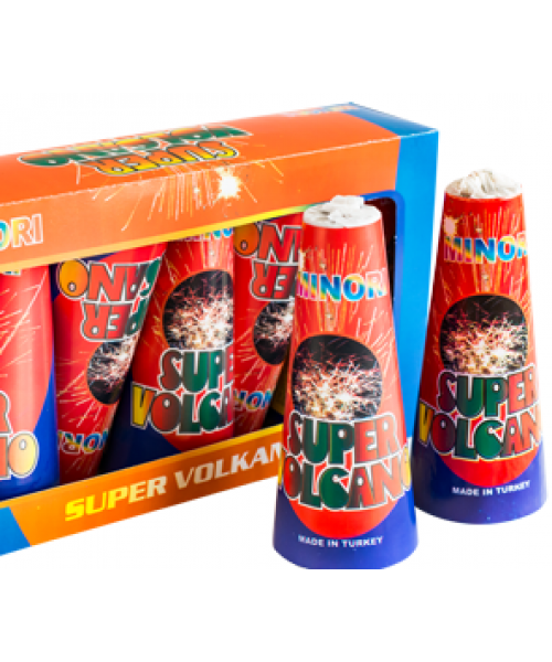 Süper Konik Volkan - V668