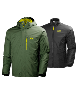 Helly Hansen Squamish Cis 3in1 Erkek Kaban