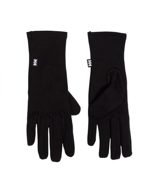Helly Hansen Glove Liner - Termal Eldiven Siyah