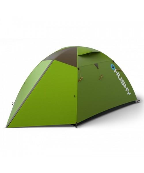 Husky Boyard 4 Kişilik Çadır - Light Green