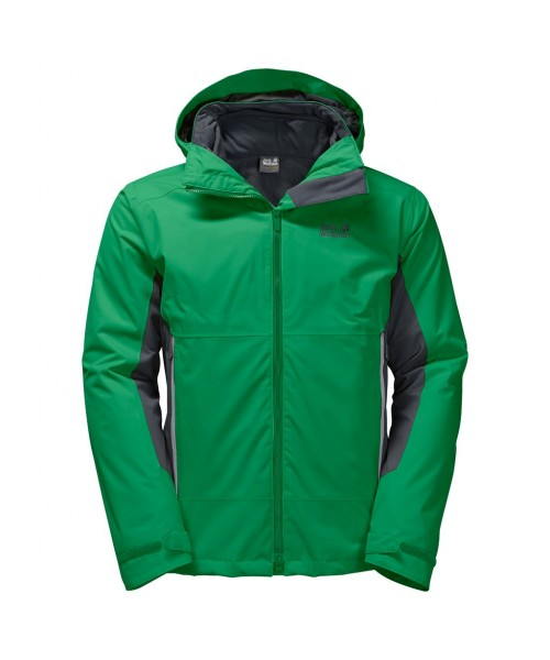 Jack Wolfskin North Border 3in1 Erkek Mont