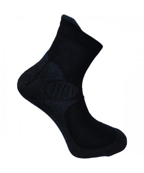 Makalu Ultra Comfort Çorap BHC011 - Siyah