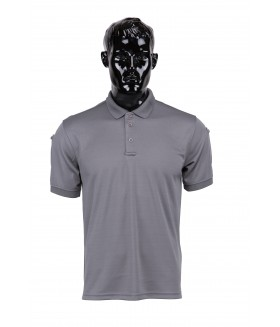 North Mountain - Urban Tactical Kısa Kol Polo Tişört - Gri