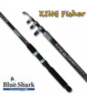Blue Shark King Fisher 3.00 Metre Teleskobik Kamış