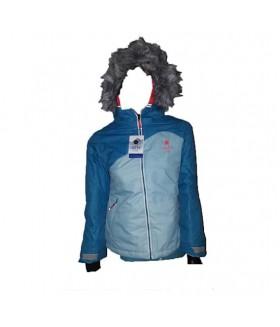 46 Nord Çocuk Kayak Ceketi - Mavi