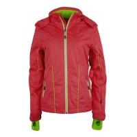 Crivit Veste Bayan Kayak Ceketi Yeşil Fermuar