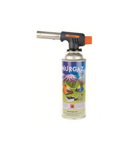Nurgaz NG 505 Turbo Torch Minigaz Pürmüz