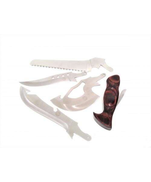SWAT - Bıçak Balta Testere - 4 lü set