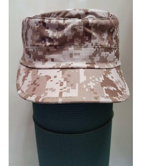 Taktikal Şapka Kep - Dijital Kamuflaj