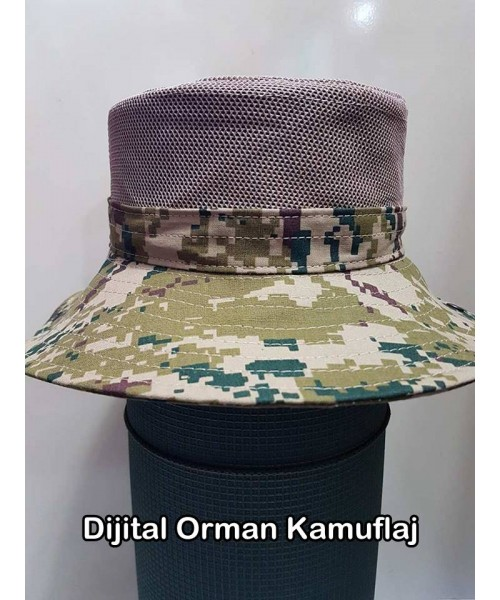 Taktikal Şapka Fötr - Yazlık