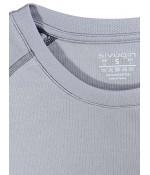 Sivugin Uzun Kollu Dry Touch T-Shirt - Gri