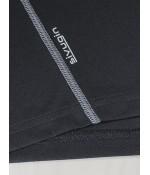 Sivugin Uzun Kollu Dry Touch T-Shirt - Siyah