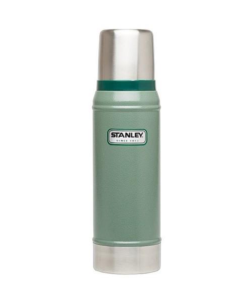 Stanley Klasik Vakumlu Termos 0,75 Lt - Yeşil