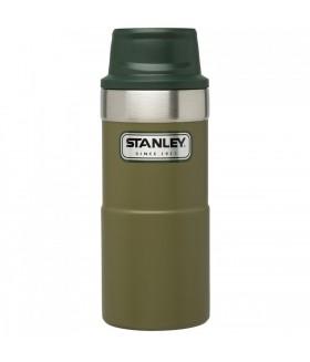 Stanley One-Hand 2.0 Çelik Termos Bardak 0,35 LT - Haki
