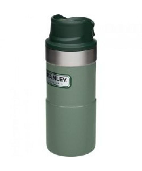 Stanley One-Hand 2.0 Çelik Termos Bardak 0,35 LT - Yeşil