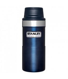 Stanley One-Hand 2.0 Çelik Termos Bardak 0,35 LT - Lacivert