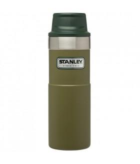 Stanley One-Hand 2.0 Çelik Termos Bardak 0,47 LT - Haki