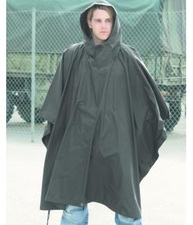Sturm Panço Siyah Yağmurluk