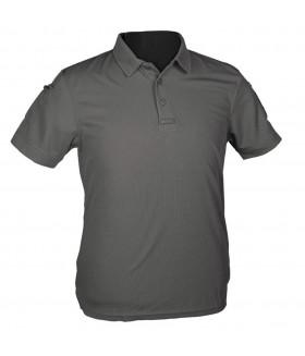 Sturm Quick Dry Polo Tshirt - Gri