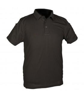 Sturm Quick Dry Polo Tshirt - Siyah