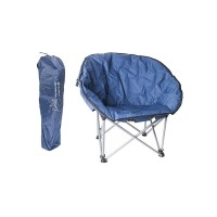 Summit Orca Relax Konforlu & Takviyeli Katlanır Sandalye - Mavi