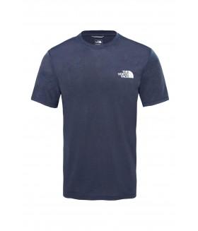The North Face Reaxion Amp Crew Erkek T-Shirt