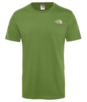The North Face Erkek S/S Simple Dome Tee T-Shirt