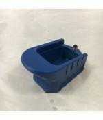 Sarsılmaz SAR9 +5 Şarjör Kapasite Artırıcı Alüminyum Şarjör Kapağı - Mavi